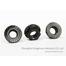 Hex Flange Nuts, DIN6923